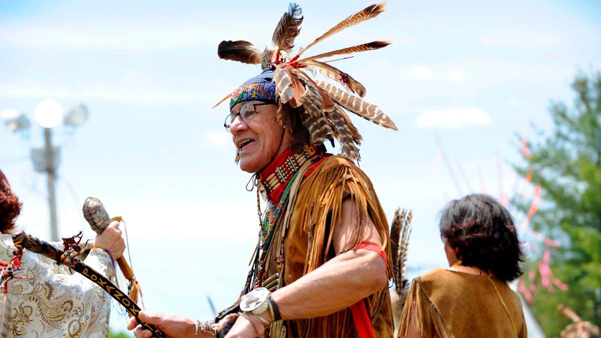 Native American Camp - -