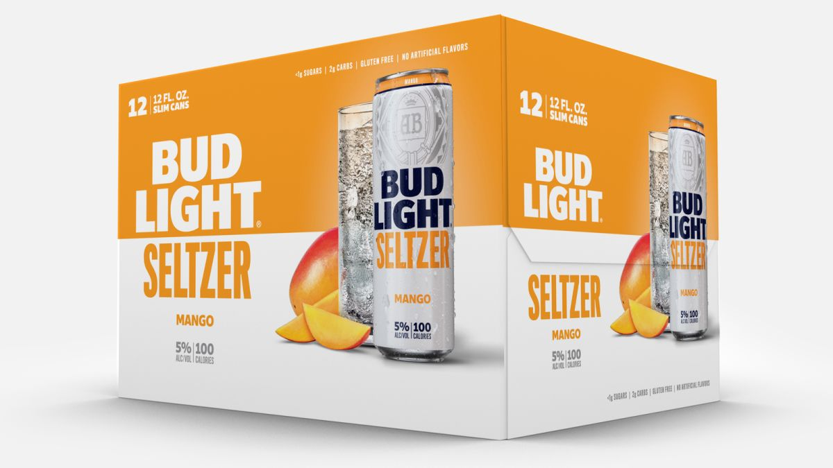 Bud Light is coming out with hard