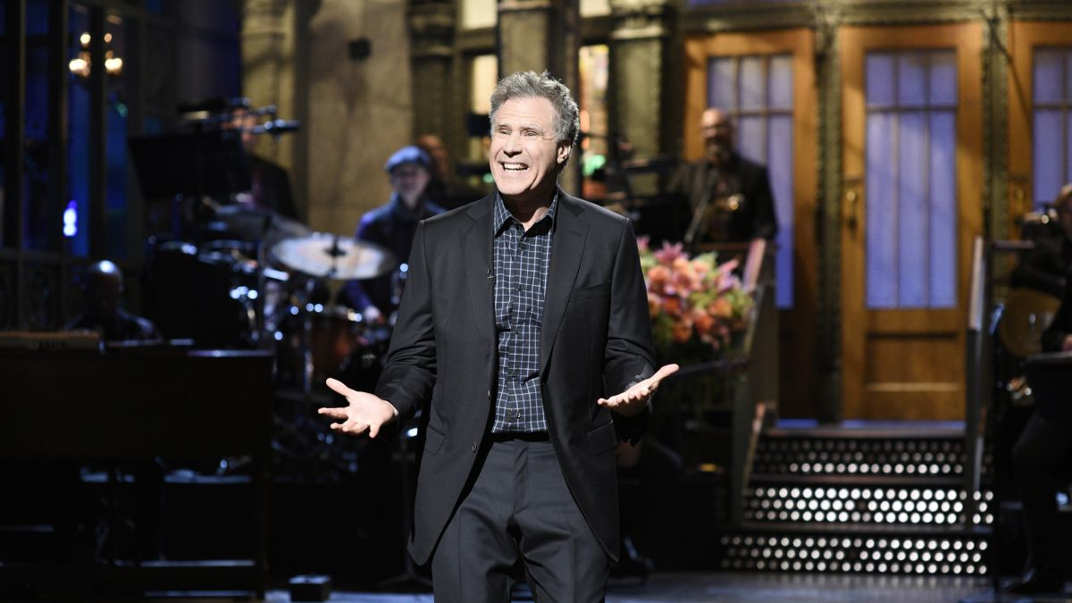Will Ferrell To Host Snl For The Fifth Time Cnn