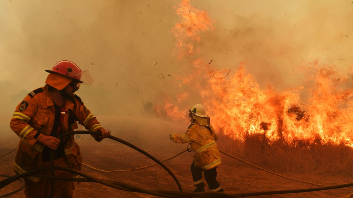 Image result for fire season australia fire fighters