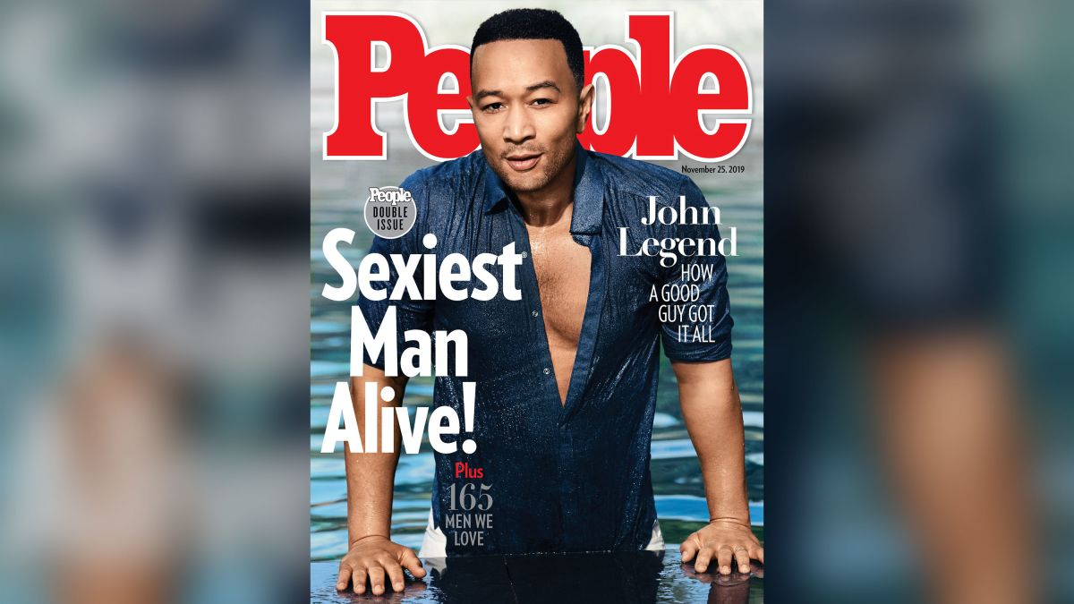 Inside People S Sexiest Man Alive Selection Cnn