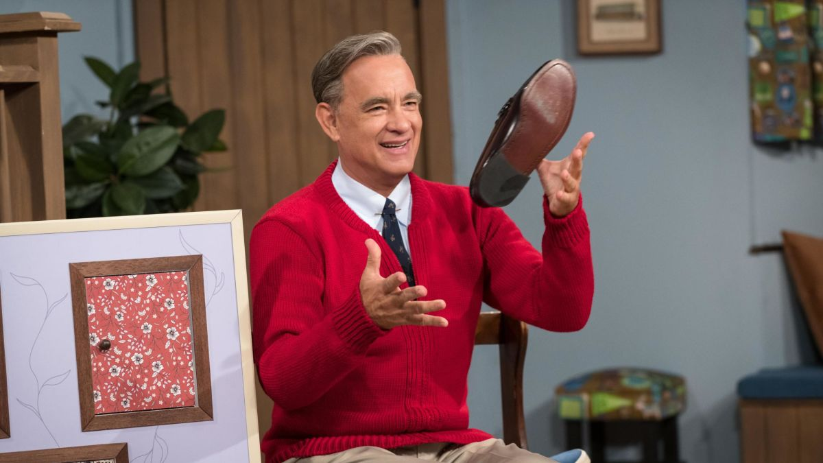 Tom Hanks Just Found Out He S Related To Mister Rogers Cnn