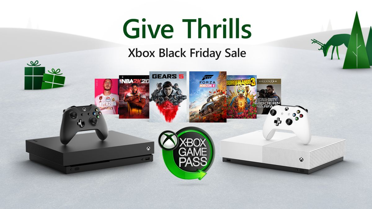 Xbox Black Friday Sale 2019 Save Big On Consoles Controllers And More Cnn Underscored