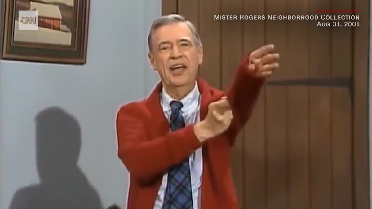 Mr Rogers Most Memorable Moments Cnn Video