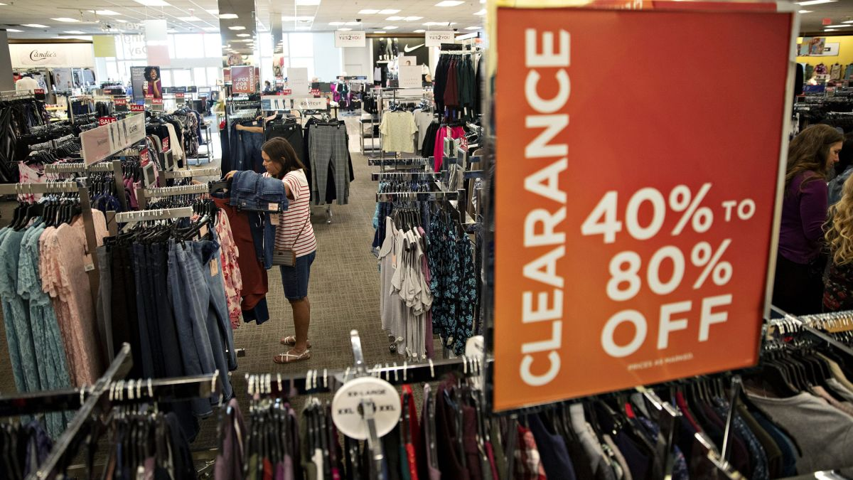 Kohls Going Out Of Business 2020.Kohl S Makeover Isn T Working Cnn