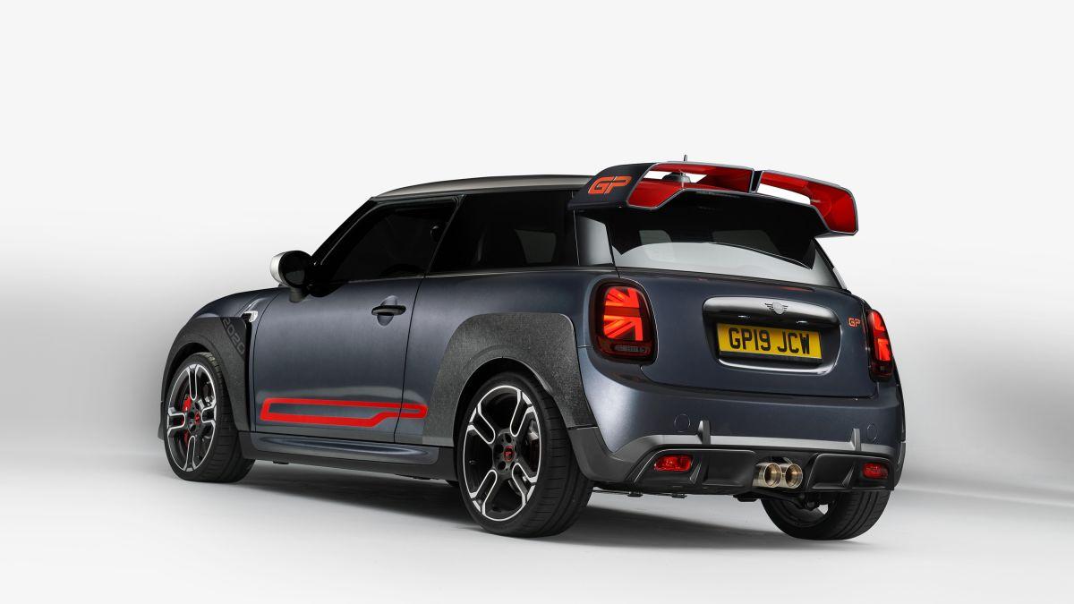 Mini Cooper Car >> Mean Looking High Performance Mini Cooper Unveiled Cnn