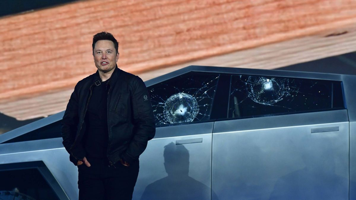 Why Are Trucks So Expensive >> Tesla Cybertruck Elon Musk Unveils New Electric Pickup