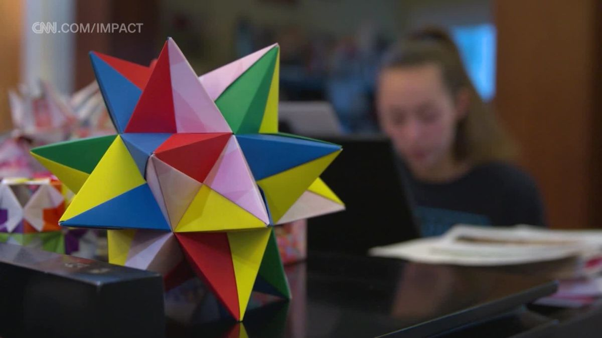 Origami 'Bipyramid' Tutorial & What To Do With Them - Mr Printables | 675x1200