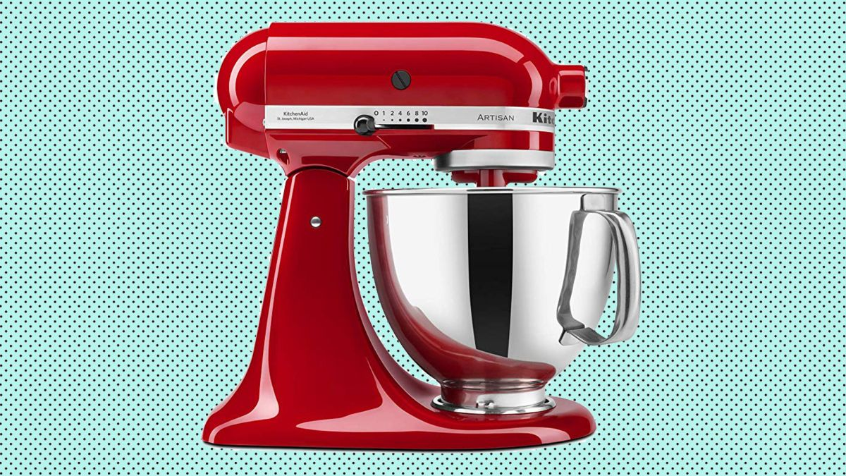 Kitchenaid Cyber Monday 2019 Mixers For More Than 50 Off