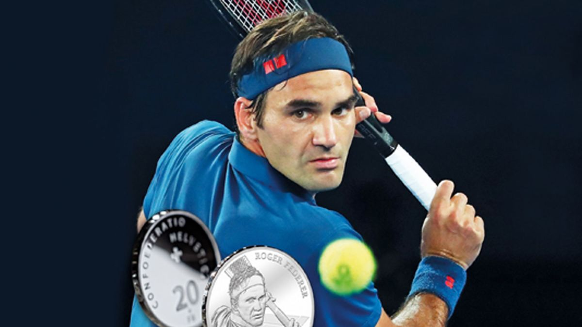 Roger Federer Gets Own Swiss Coin And You Can Buy It Cnn