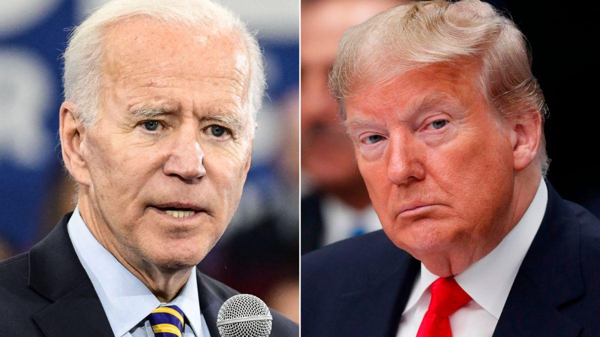Joe Biden campaign says it will arrange call with Trump about coronavirus -  CNNPolitics