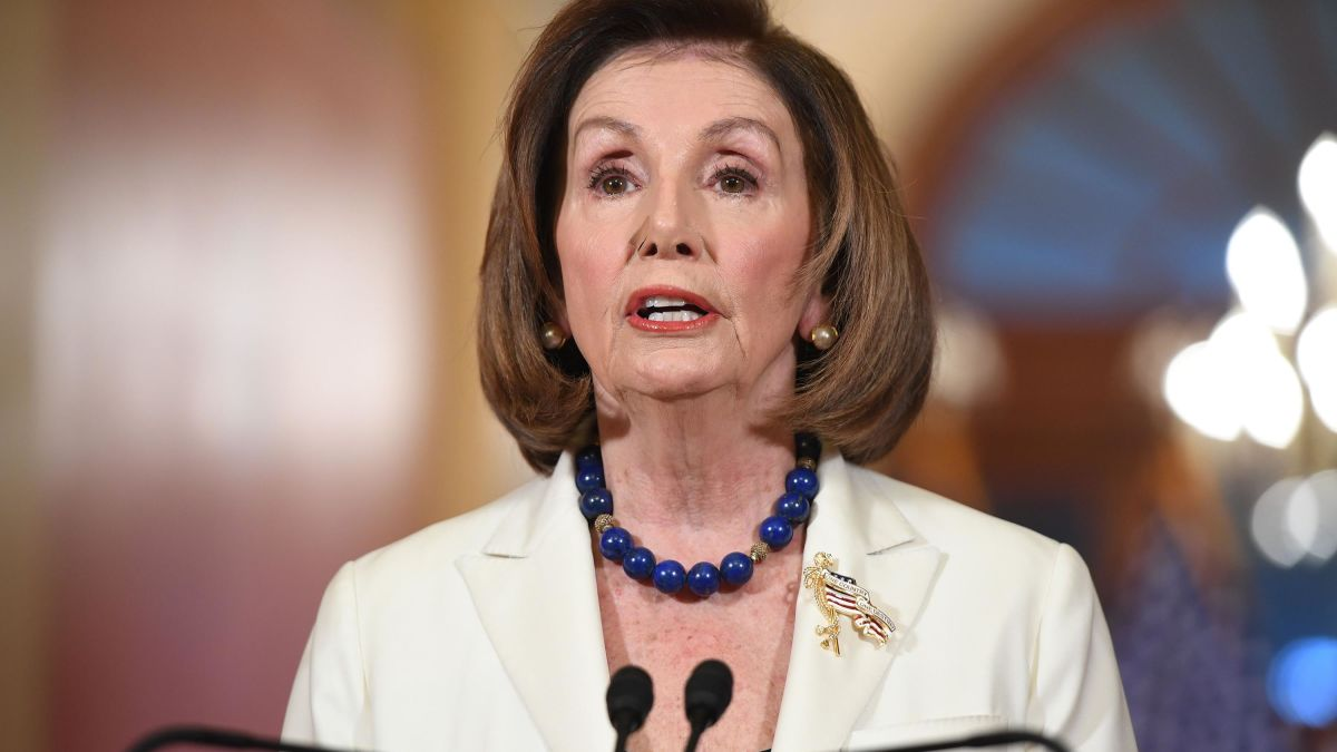 cnn.com - By Jeremy Herb, Manu Raju and Haley Byrd, CNN  - Pelosi: 'No choice' but to move forward with articles of impeachment