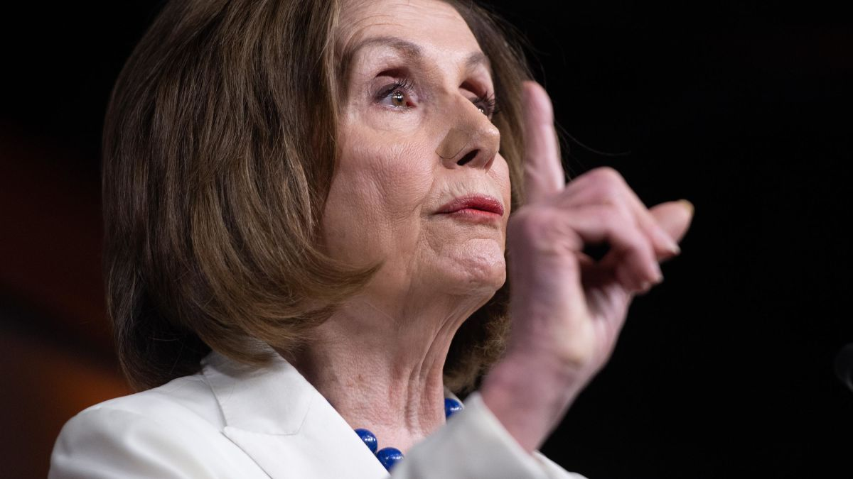 cnn.com - By Meg Wagner, CNN  - Nancy Pelosi to reporter: 'Don't mess with me