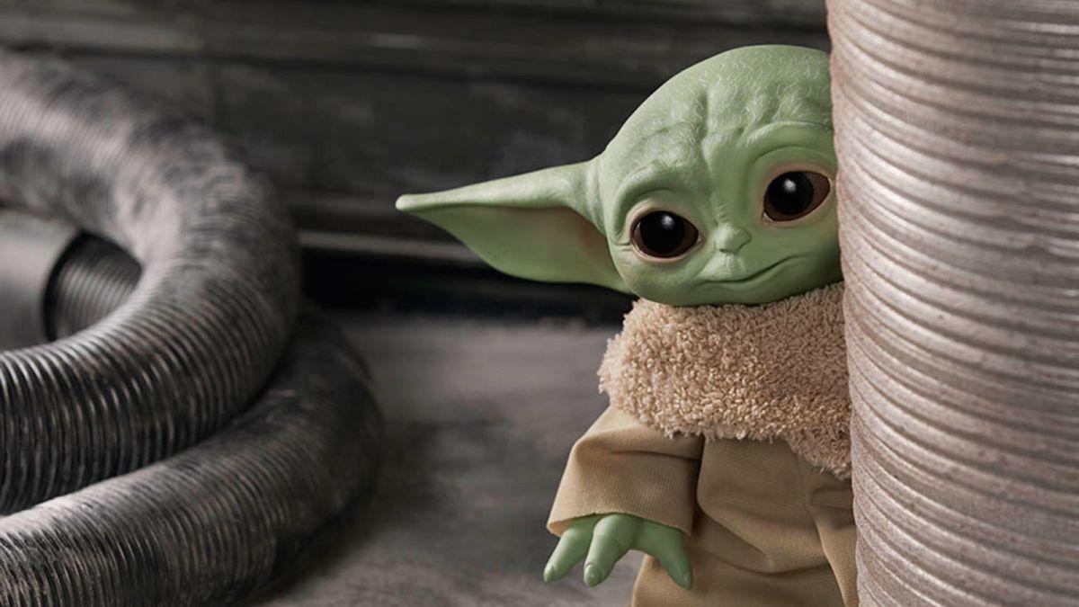 Hasbro Rolls Out Official Baby Yoda Toys Cnn