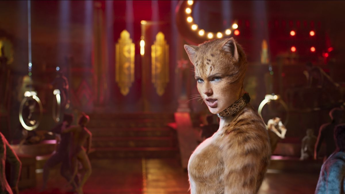 Cats\u0027 review With stars like Taylor Swift, the film is