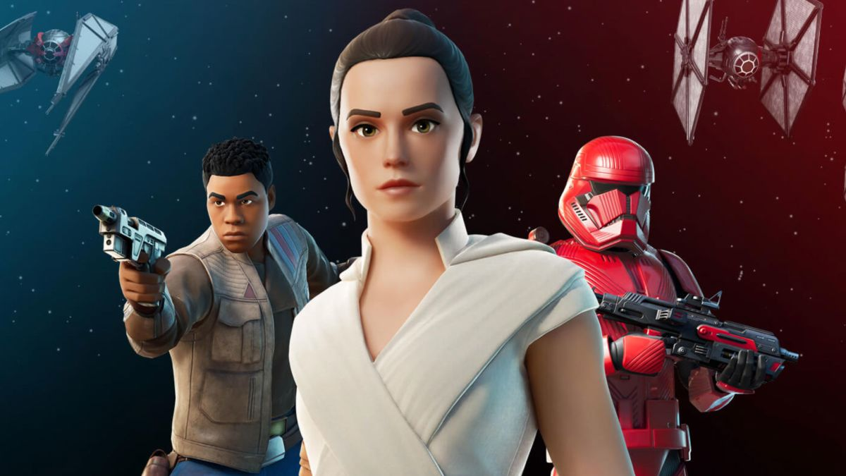 Fortnite Star Wars Event Leaves Some Players Unable To Log