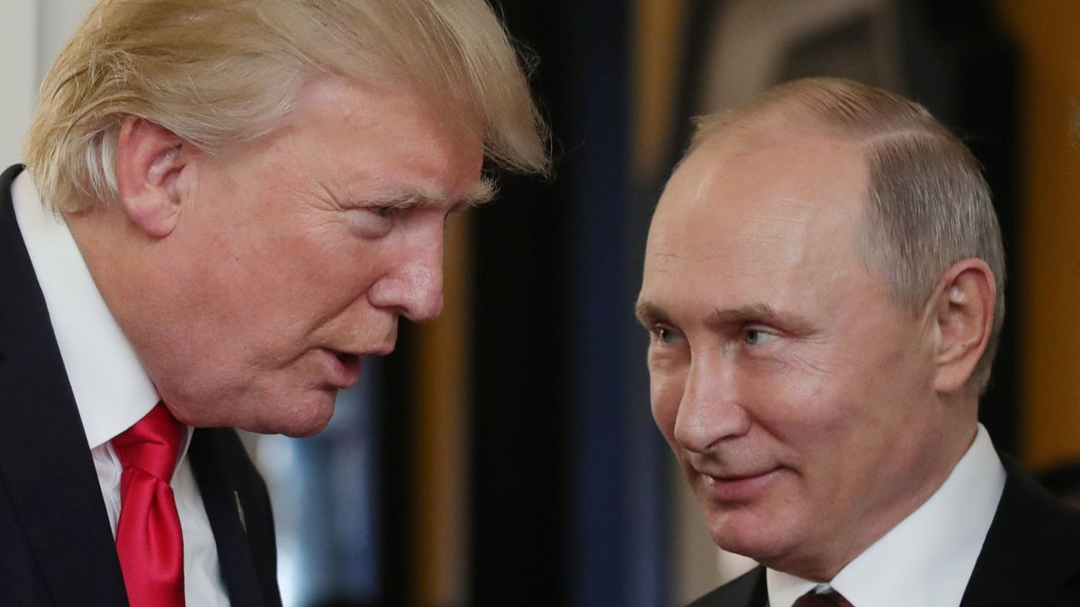 The fascinating mystery of Trump's approach to Putin - CNN