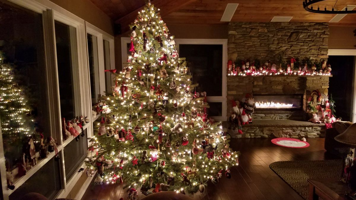 Christmas tree fire safety tips: Here's