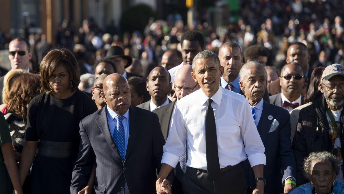 Barack Obama on John Lewis' death: 'We will miss him dearly' - CNNPolitics