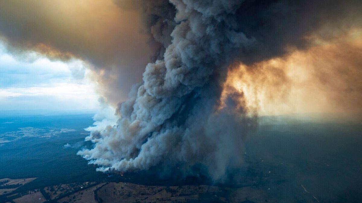 Fire australia