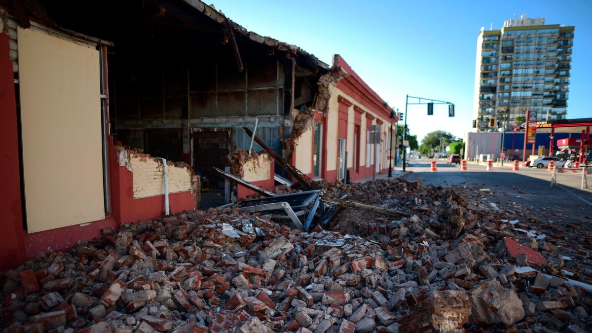 Image result for puerto rico earthquake