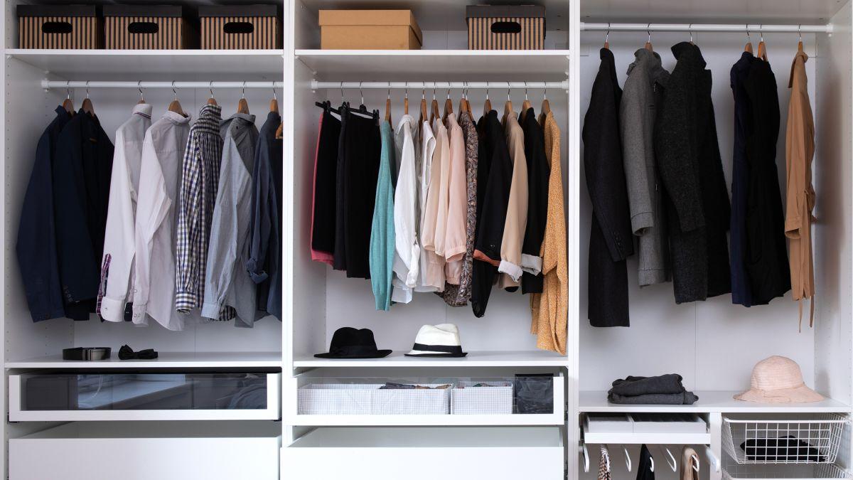 Organization Ideas For Your Closet Bedroom Kitchen And More Cnn Underscored,Ant Anstead Christina Tarek El Moussa