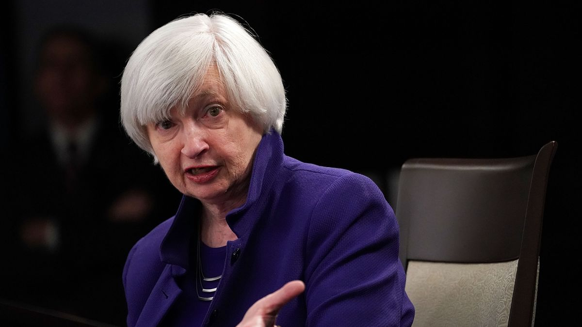 Janet Yellen says critics of Biden's tax hikes are asking the wrong  question - CNNPolitics