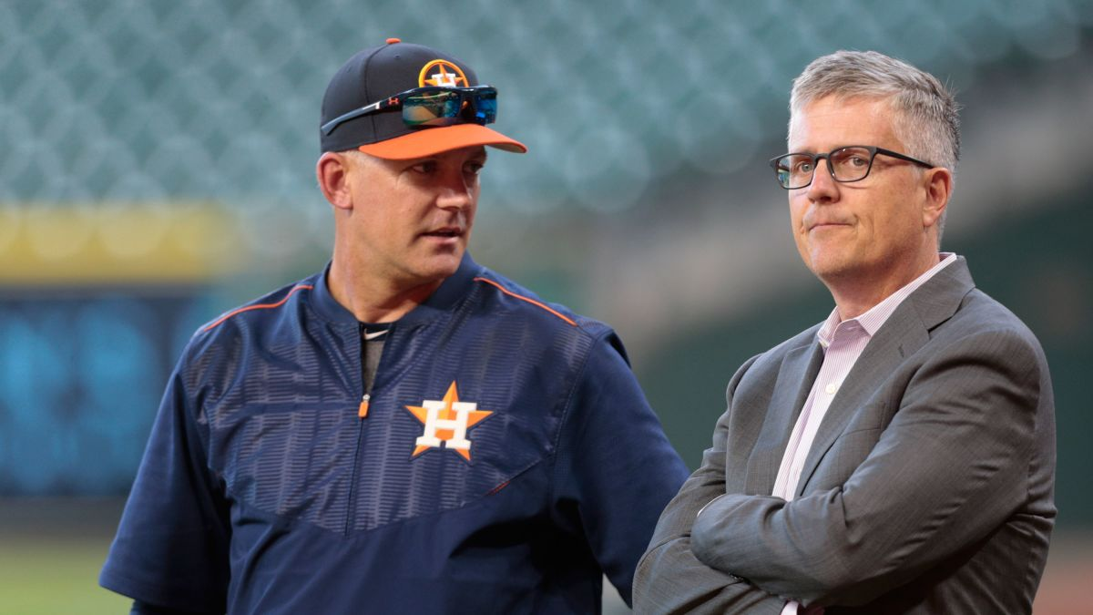 Astros Team >> Houston Astros Fire The Team S Manager And General Manager