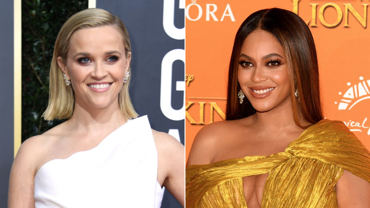 Beyonce Hooked Reese Witherspoon Up With The New Ivy Park