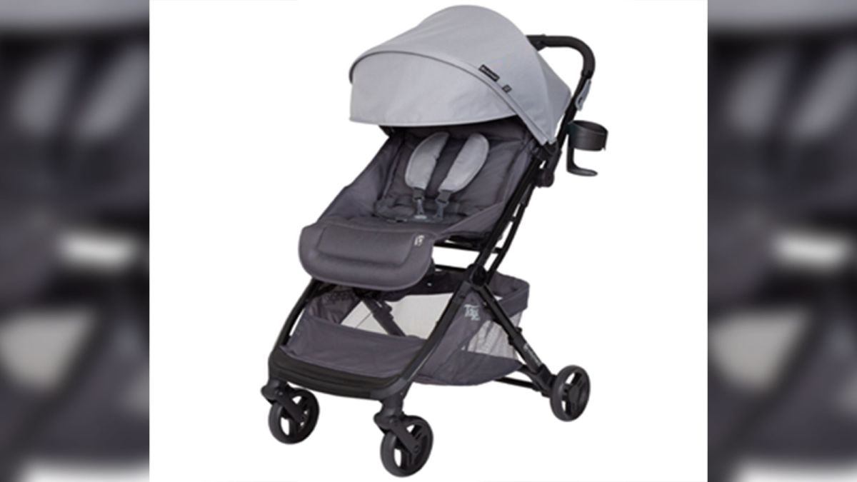 Stroller Recall Baby Trend Recalls Strollers Sold At Target And
