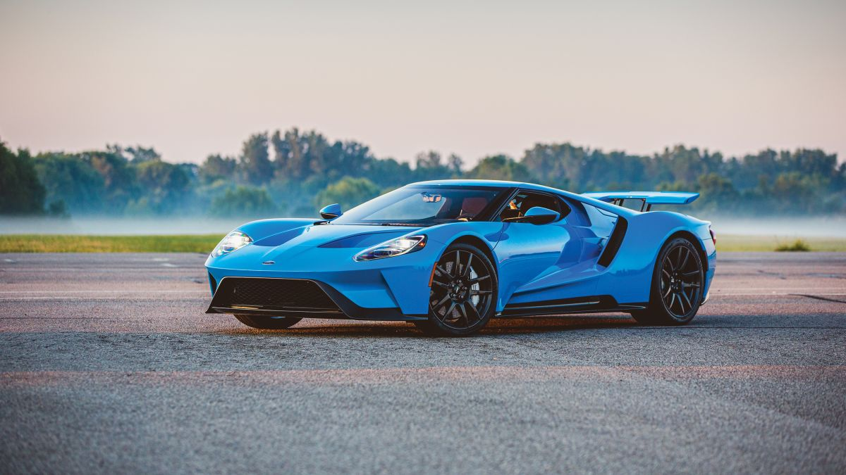 Hagerty Car Value >> Ford Gts Sold For 450 000 Three Years Ago Now They Re