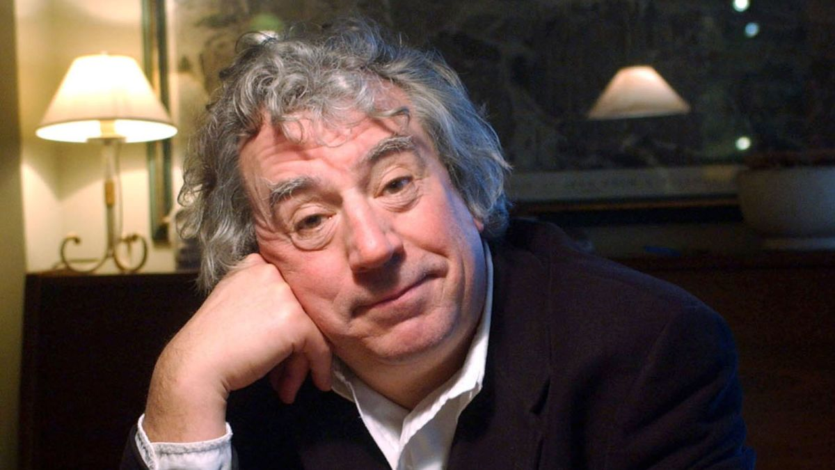 IMG TERRY JONES, Welsh Actor and Writer