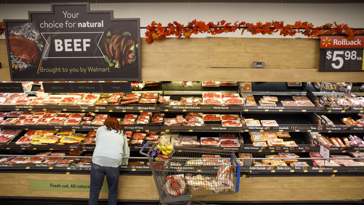 Walmart takes a step toward owning the food chain - CNN