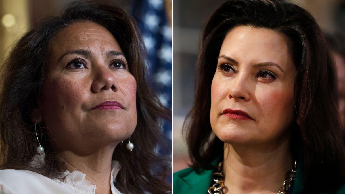 Gretchen Whitmer Veronica Escobar To Give Democrats State Of The Union Response Cnnpolitics