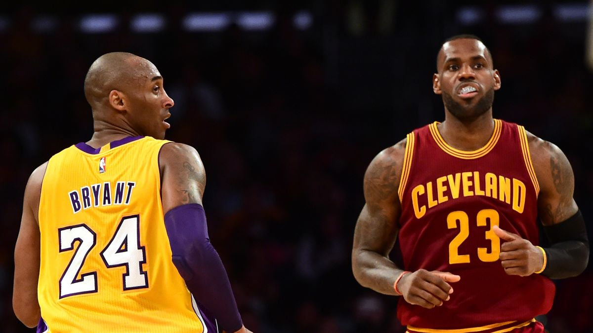 In His Last Social Media Posts Kobe Bryant Celebrated Lebron James For Passing Him On Nba S All Time Scoring List Cnn