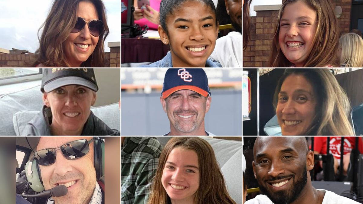 Kobe Bryant Helicopter Crash Bodies Of All 9 People Killed Have Been Released To Their Families Cnn