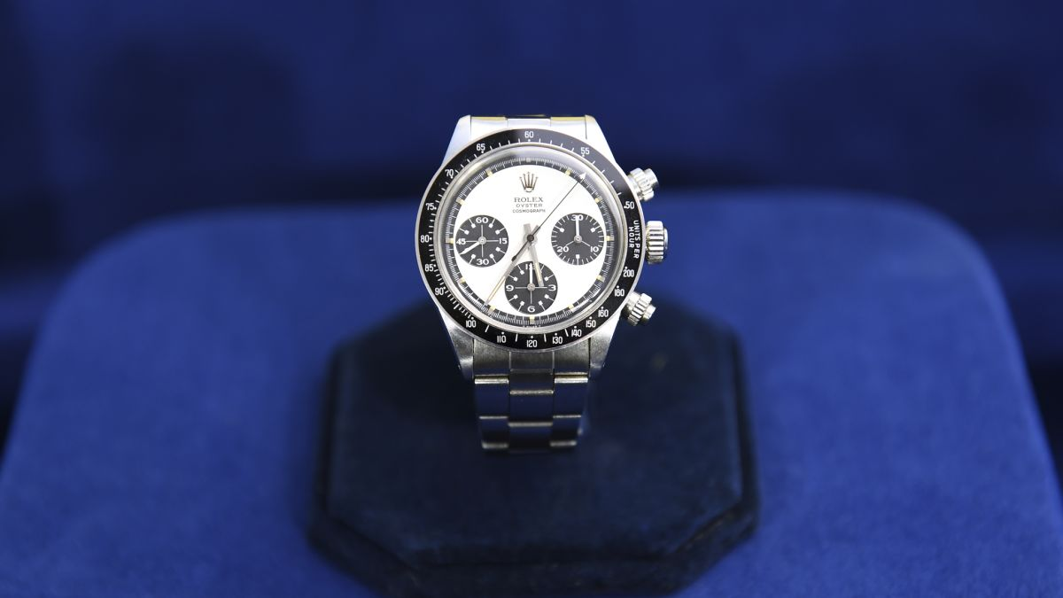 Antique Roadshow\u0027 Rolex purchased for $345 in 1974 now