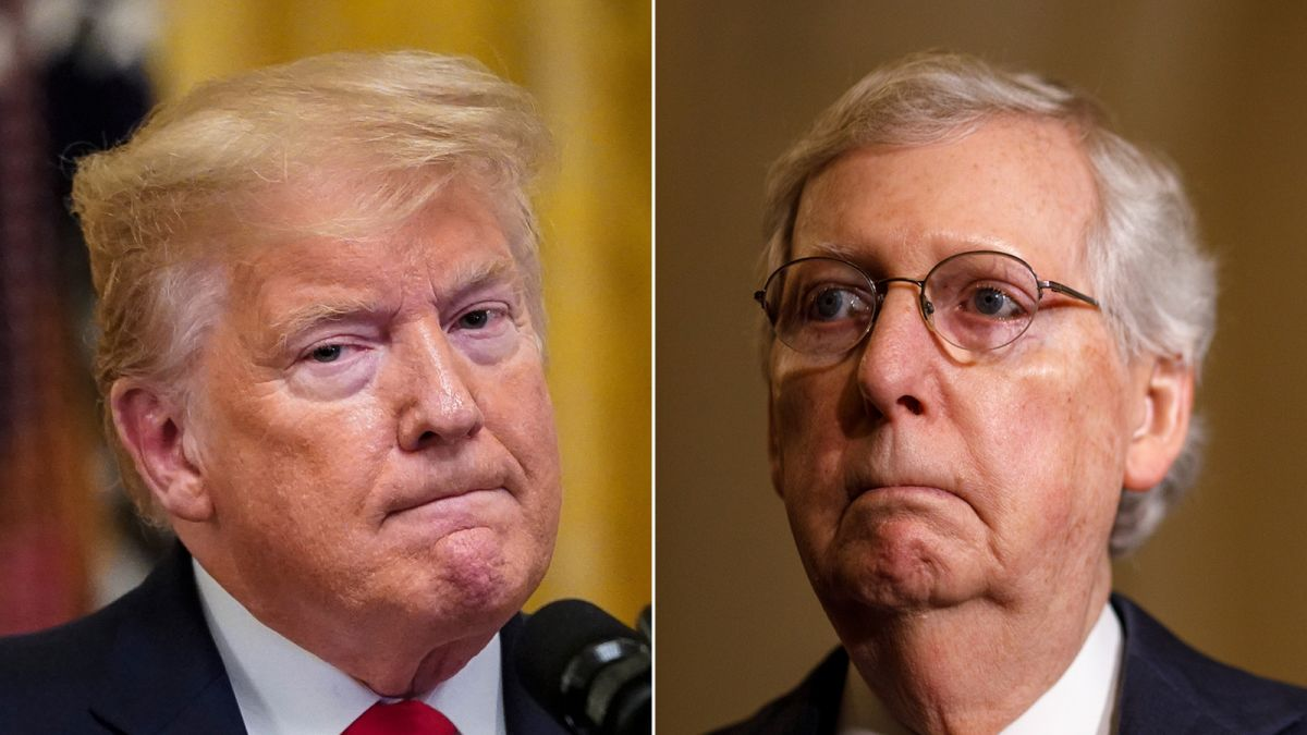 Republican Operatives Secretly Worry Party Will Lose Both Presidency, Senate Majority