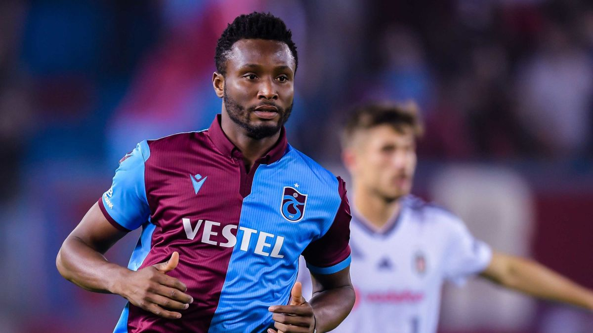 Turkish club Trabzonspor files criminal complaint after player is ...