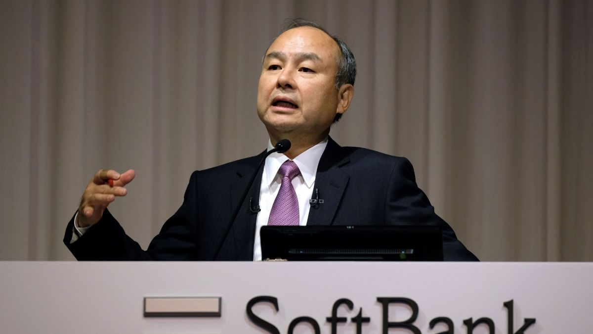 SoftBank Vision Fund bets sour and key staff are leaving, upping the  scrutiny on Masayoshi Son - CNN