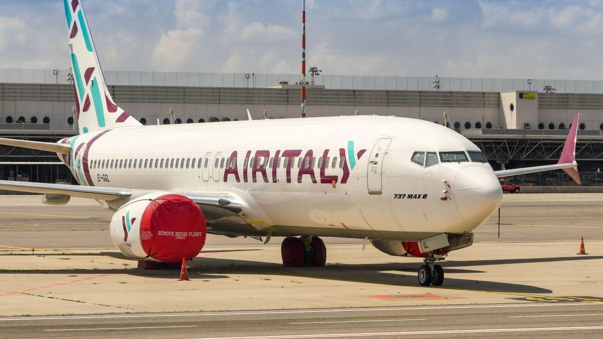 Resultado de imagen de air italy