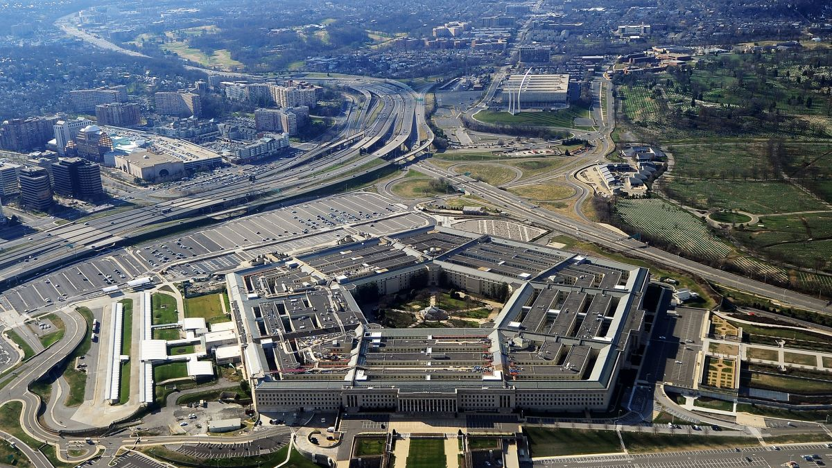 Washington Post: Pentagon used funds for coronavirus response supplies for  jet engine parts, body armor - CNNPolitics