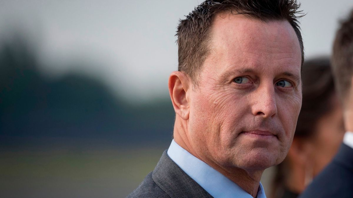 Richard Grenell: Acting intelligence chief shares Instagram post ...