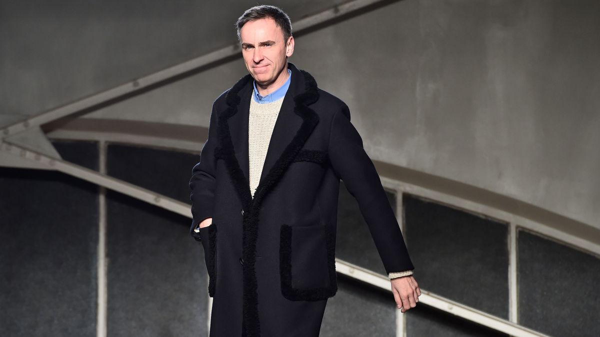 Raf Simons Tapped By Prada As Co Creative Director Cnn