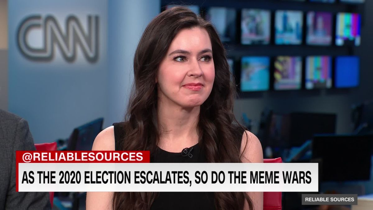 As The 2020 Election Escalates So Do The Meme Wars Cnn Video
