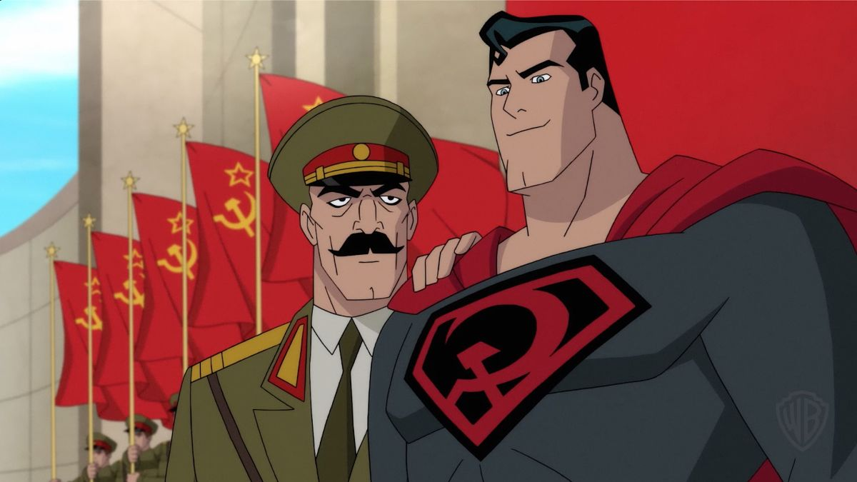 Superman: Red Son' review: DC animated movie asks what if the Man of Steel landed in the Soviet Union? - CNN