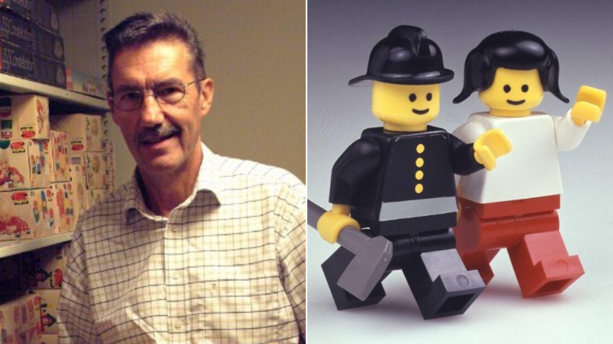 Lego Brick /& Matching Lego Person
