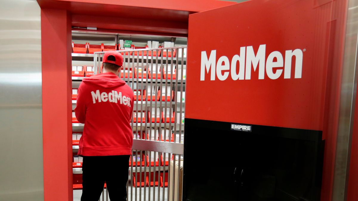 Struggling cannabis retailer Medmen wants to fix things by keeping ...