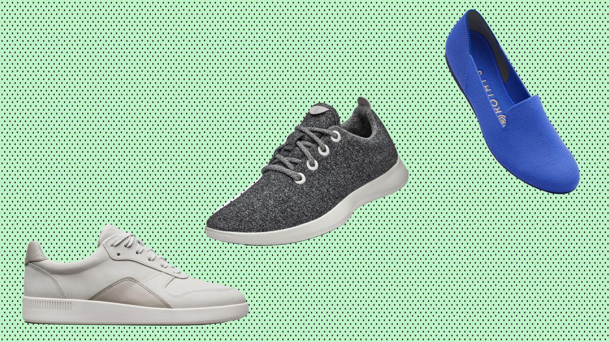 Eco-friendly shoe brands: Allbirds