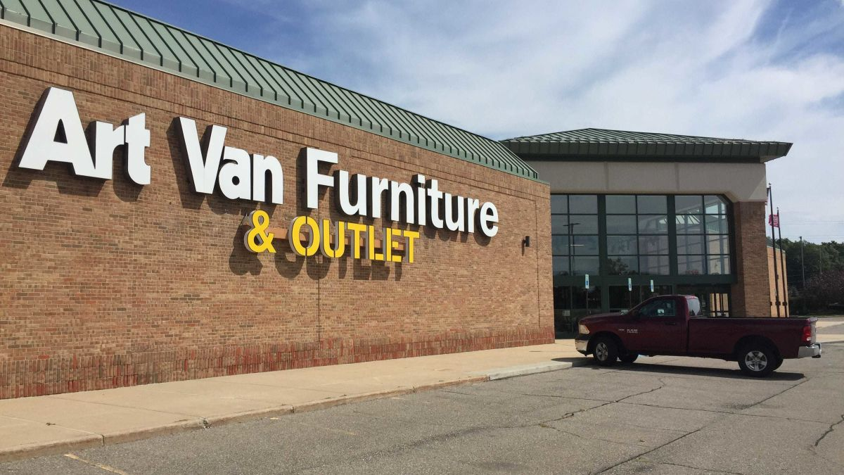 art van furniture closing its stores - cnn